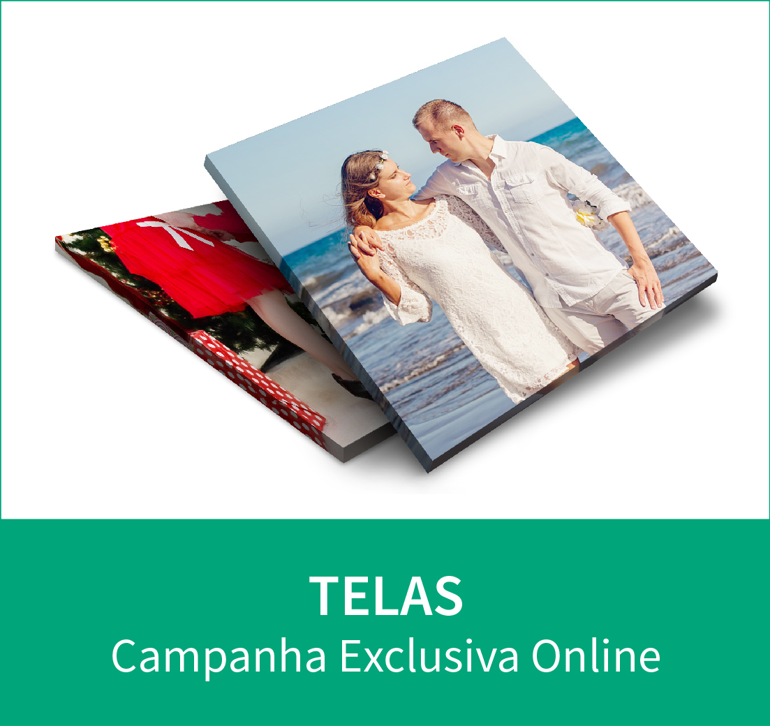 Landing page Telas
